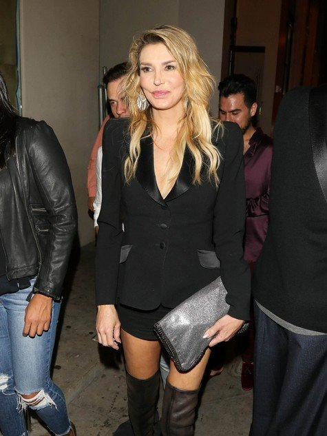 LOS ANGELES, CA - JUNE 15: Brandi Glanville is seen on June 15, 2017 in Los Angeles, CA. (Photo by Hollywood To You/Star Max/GC Images)