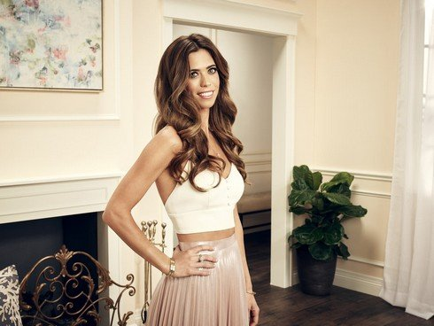 THE REAL HOUSEWIVES OF ORANGE COUNTY -- Season:12 -- Pictured: Lydia McLaughlin -- (Photo by: Tommy Garcia/Bravo)
