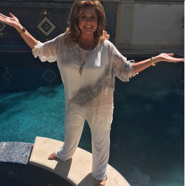 Abby Lee Miller Smiles Before Prison