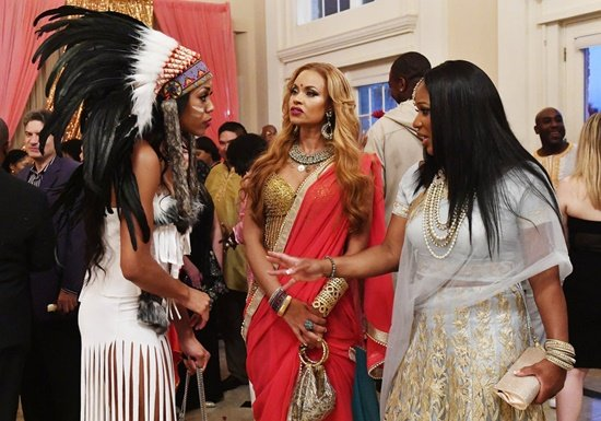 THE REAL HOUSEWIVES OF POTOMAC --