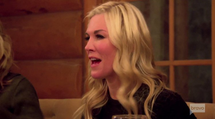 The Real Housewives Of New York Recap: A Slippery Slope
