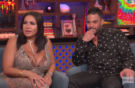 Mercedes 'MJ' Javid and Mike Shouhed on WWHL