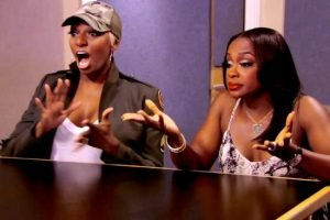 NeNe & Phaedra become friends; Nene Leakes Phaedra Parks