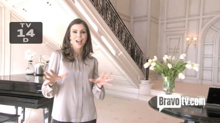 Heather Dubrow Housewife Tour