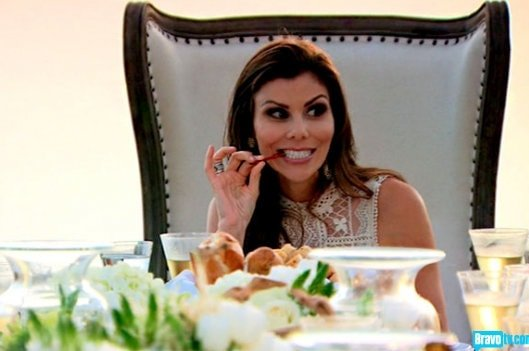 heather Dubrow clambake