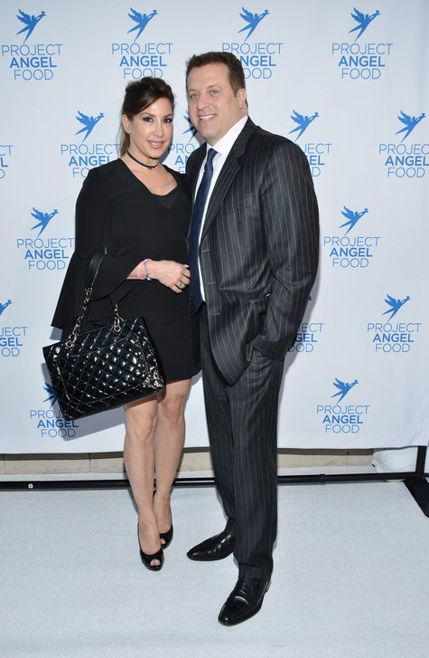 LOS ANGELES, CA - SEPTEMBER 17: Jacqueline Laurita and Chris Laurita attend the Project Angel Food's Angel Awards 2016 Honoring Lisa Rinna, Mitch O'Farrell & Joseph Mannis, ESQ on September 17, 2016 in Los Angeles, California. (Photo by Araya Diaz/Getty Images for Project Angel Food)