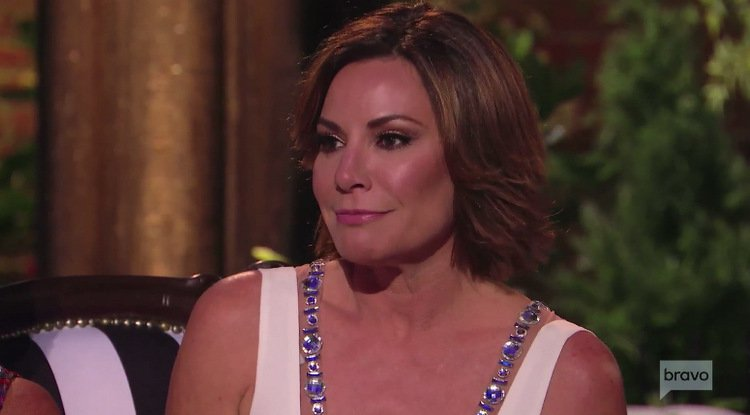 Luann de Lesseps Is In Rehab