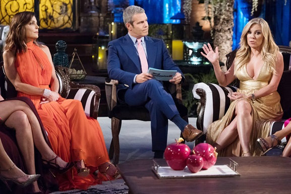 reality TV listings - Real Housewives of New York reunion