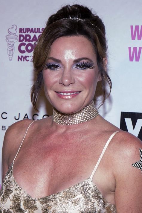 NEW YORK, NY - SEPTEMBER 07: Luann De Lesseps attends FASHION DOES DRAG BALL presented by Marc Jacobs Beauty & RuPaul's DragCon at The McKittrick Hotel on September 7, 2017 in New York City. (Photo by Santiago Felipe/Getty Images)