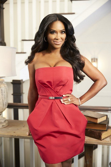 THE REAL HOUSEWIVES OF ATLANTA -- Season:10 -- Pictured: Kenya Moore -- (Photo by: Alex Martinez/Bravo)