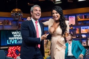 Danielle Staub Says Andy Cohen Used Her To Become Friends With Kelly Ripa