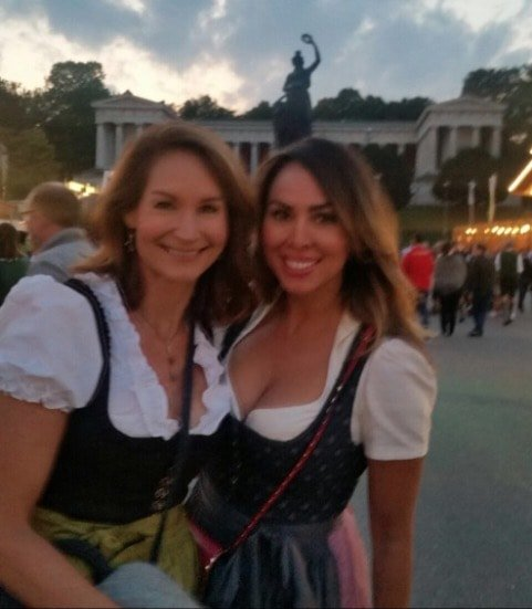 Kelly Dodd Oktoberfest