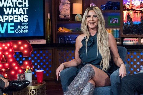 Kim Zolciak Sued For Not Paying $215,000 American Express Bill