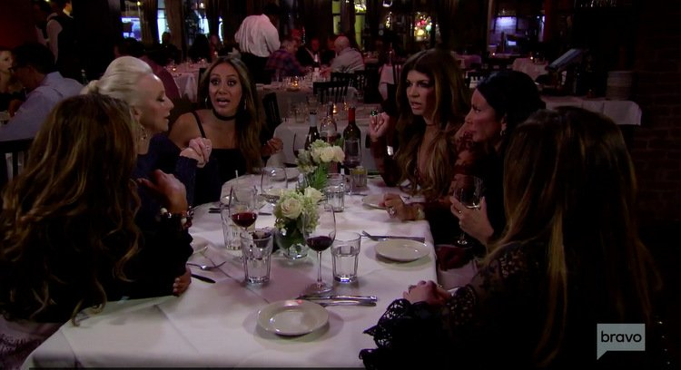 The Real Housewives Of New Jersey Recap: Walking On Broken Glass