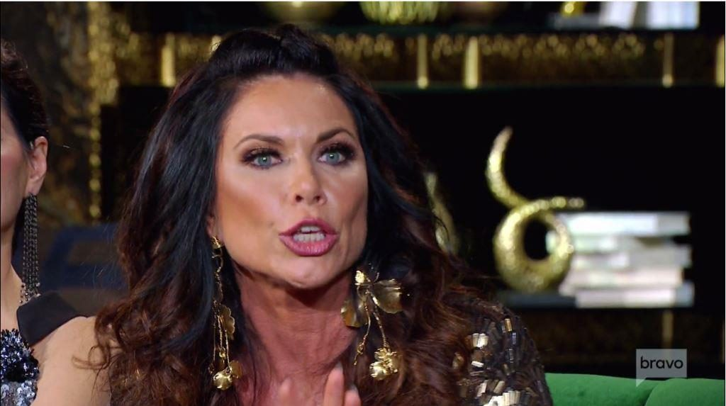 Real Housewives of Dallas Recap: Falling apart like cheap pantyhose