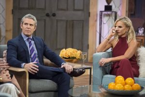 "Andy Cohen Confirms Tamra Judge Was Only Offered 3 Episodes ""To Wrap Up Her Story"" On Real Housewives Of Orange County; Hopes Tamra Will Return In Future"