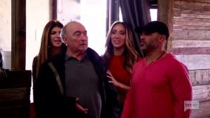 Teresa Giudice & Joe Gorga's Children React To The Death Of Their Grandfather