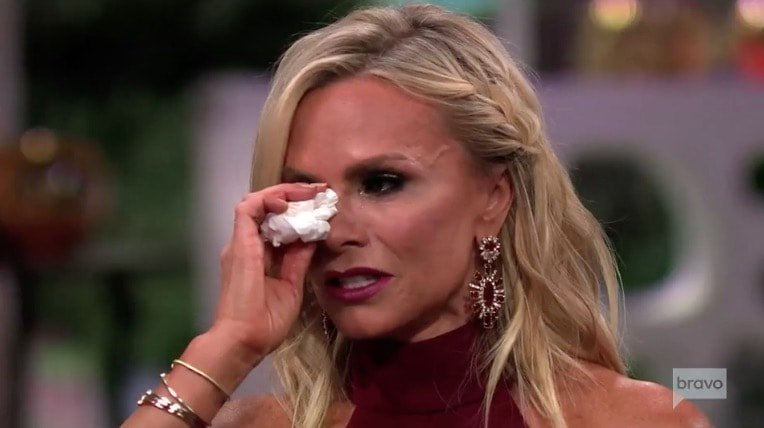 Tamra Judge discusses estranged daughter Sidney