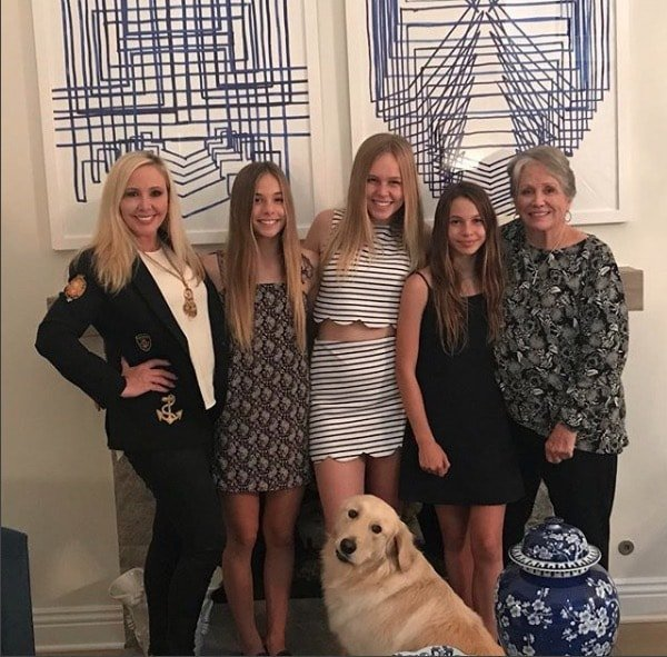 Shannon Beador Celebrates Thanksgiving