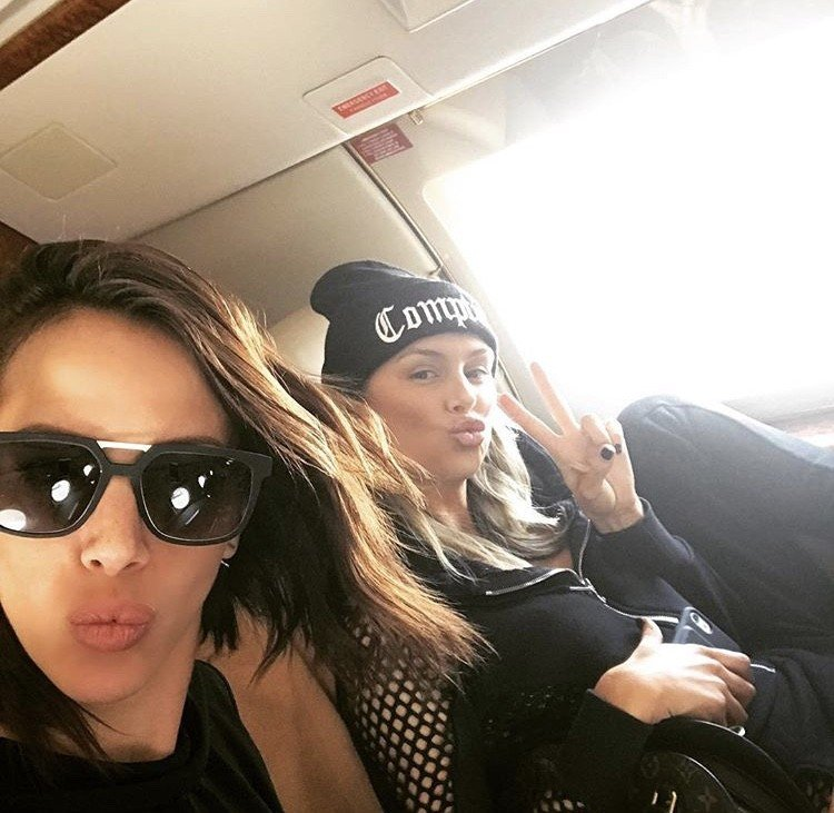 LaLa Kent Takes Vanderpump Rules Cast Members To Vegas On A Private Jet