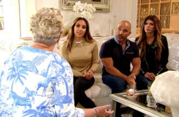 The Real Housewives Of New Jersey Recap: When Chairs Fly