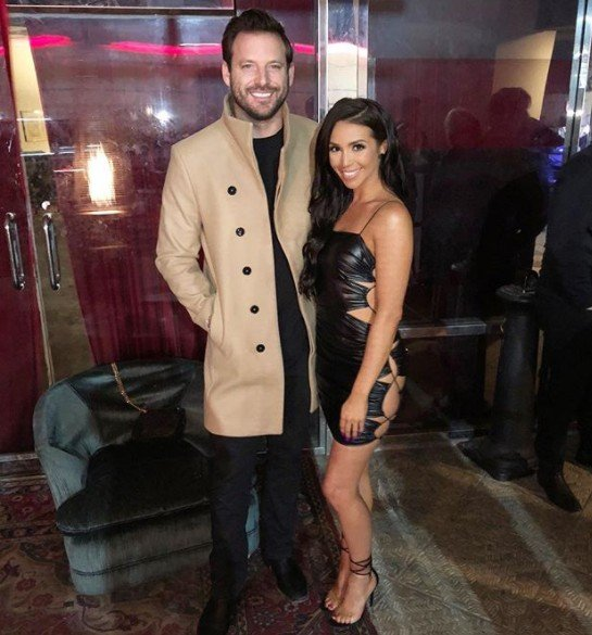"""Scheana Marie & Robert Valletta Not """"Friends With Benefits"""" Anymore; A Psychic Told Scheana """"They've Been Together In Past Lives Before"""""""