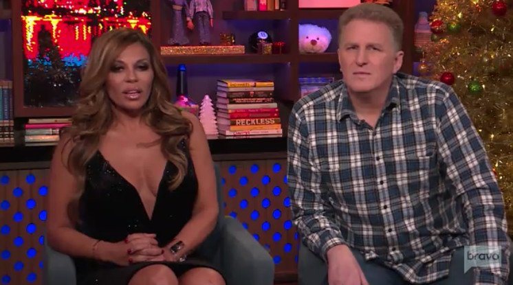 """Dolores Catania Was """"Shocked"""" By The Anti-Semitic Controversy With Siggy Flicker & Margaret Josephs; Thinks Danielle Staub """"Mocks And Antagonizes"""" Her"""