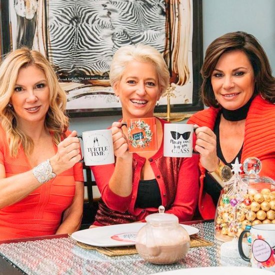 """Luann de Lesseps Isn't Dating While Getting Her Life Together Post Divorce; Says RHONY Is """"Like A Family."""""""