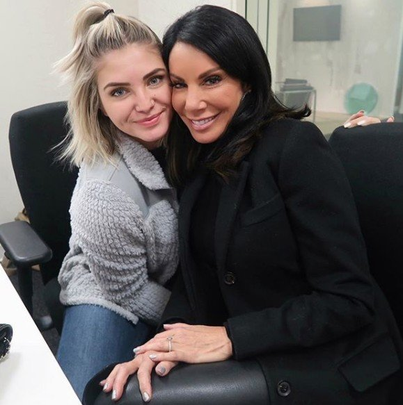 """Danielle Staub: """"I Used To Be Close With NeNe Leakes Until She Decided She Didn't Need Me"""""""