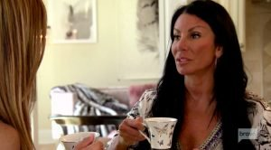 """Danielle Staub Discusses Falling Out With Teresa Giudice; Is """"Far Too Busy"""" To Fix Friendship"""