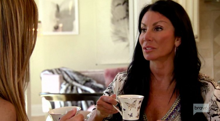 Danielle Staub Hires Divorce Lawyer In Wake Of Split With Marty Caffrey
