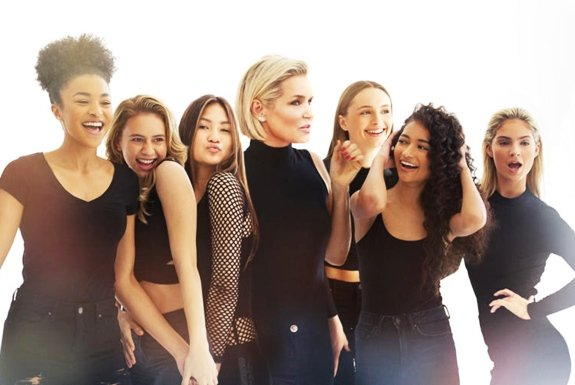Reality TV Listings - Making A Model with Yolanda Hadid