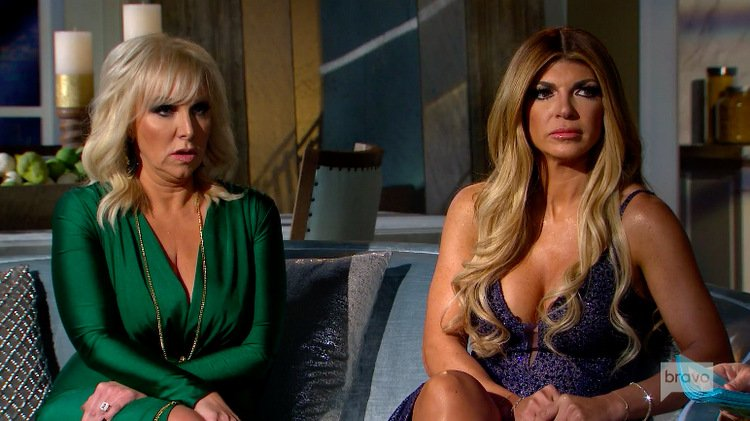 Margaret Josephs Thinks She & Dolores Catania Could Be Friends; Shares Updates On Marge Sr.'s Dating Life & Teresa Giudice Leaving Her Party Early