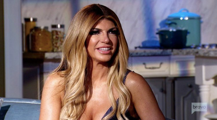 Teresa Giudice Says Work Is Her Top Priority, Then Her Kids, Then Visiting Her Husband In Jail