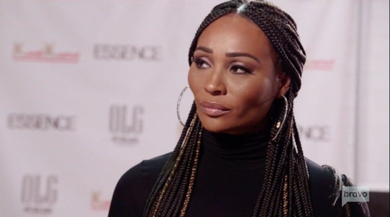 Cynthia Bailey is sad about Will