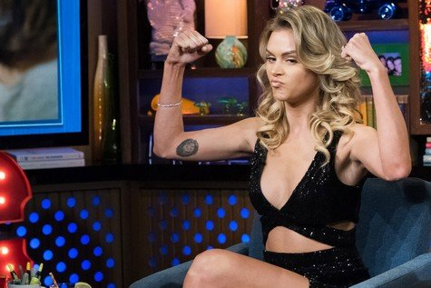 Lala Kent Says She's Close To Randall Emmett's K