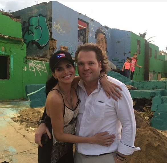 Photos – Joyce Giraud Heads To Puerto Rico On Mission Trip