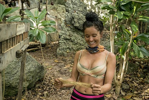 Exclusive – Survivor's Stephanie Johnson: 'I Feel Like Ghost Island Let Me Down'
