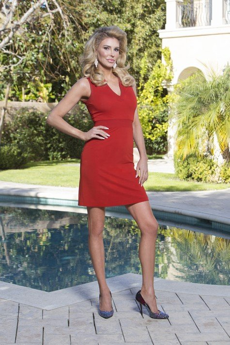 Brandi Glanville Confirms Andy Cohen Filmed Message For Celebrity Big Brother Since Her Kids Couldn't Appear On Camera; Accuses Omarosa Of Faking Asthma Attack
