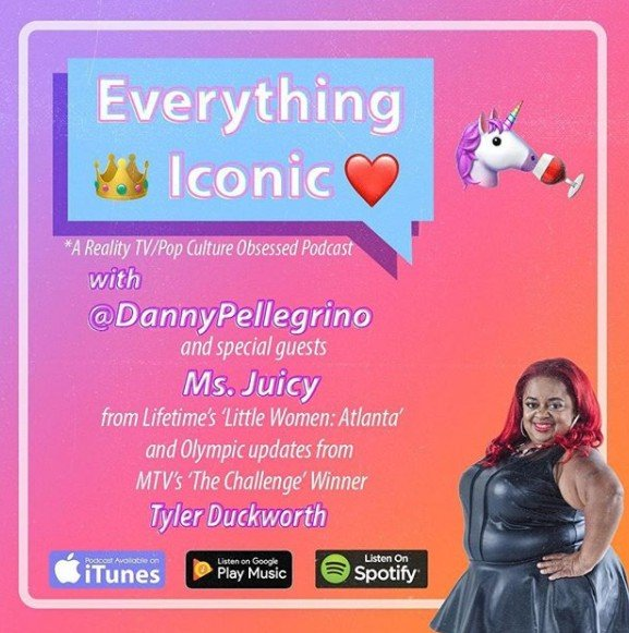 """Little Women Atlanta Star Ms. Juicy Dishes On Her Rivalry With Minnie Ross, Dating, & Being Deemed """"Star"""" Of The Show"""