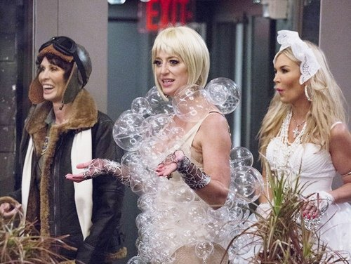Reality TV Listings - Real Housewives of New York premiere