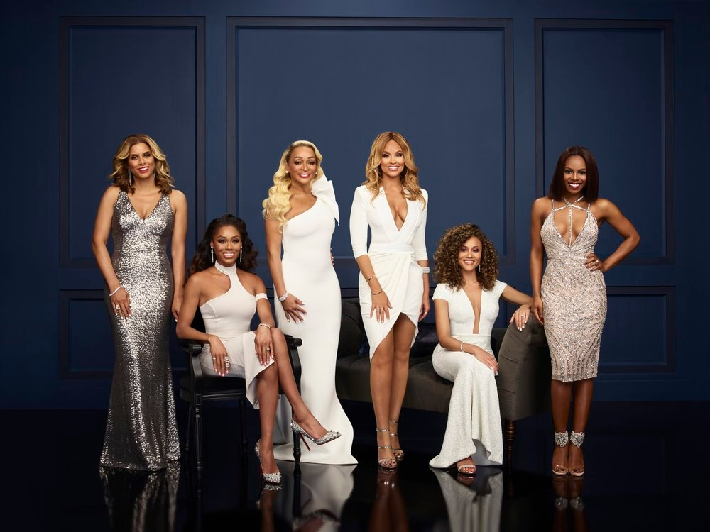 Real Housewives of Potomac Returns For Season 3; All Of The Ladies Are Back, But One Got Demoted