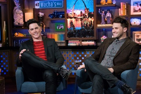 """Tom Schwartz & Tom Sandoval Stick Up For Jeremy Madix After He Was Accused Of Being """"Creepy"""""""