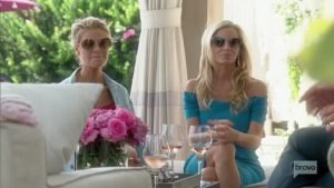 Real Housewives of Beverly Hills Star Camille Grammer Shades Her Castmates