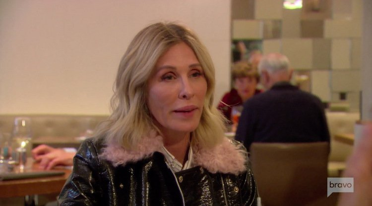 """Carole Radziwill Slams Sonja Morgan For Comparing Divorce To The Death Of Dorinda Medley's Husband; Says There Were """"Infidelities On Both Sides"""" In Sonja's Marriage"""