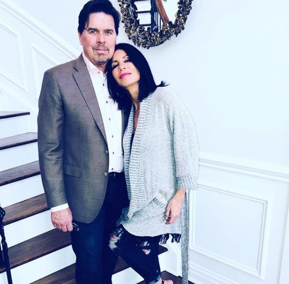 "Danielle Staub's Husband Marty Caffrey Says Her Birthday Party Was The ""Tipping Point"" For Their Split; Says She Has Entitlement & Narcissism"