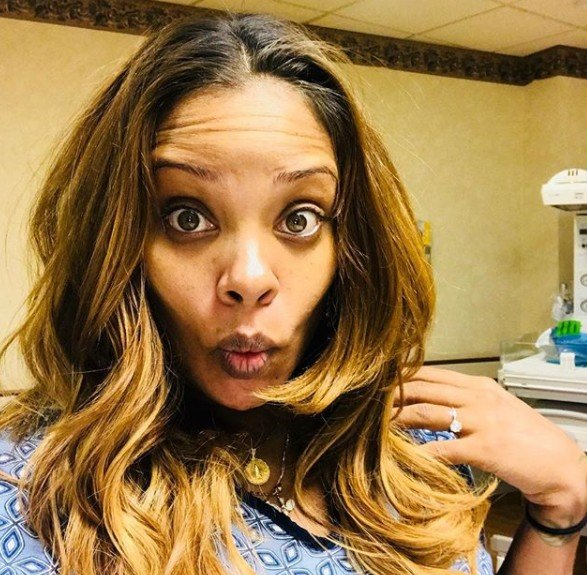 Eva Marcille Gives Birth To A Baby Boy