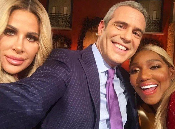 """Andy Cohen Says Real Housewives Of Atlanta Is """"The House That NeNe Leakes Built"""""""