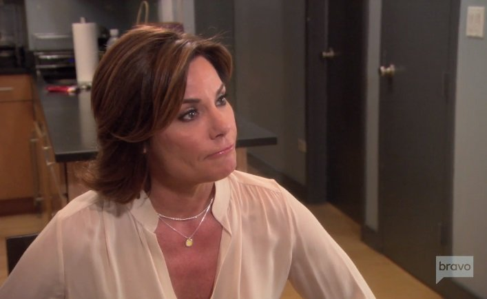 Luann de Lesseps Says Tinsley Needs To Cut Sonja Morgan Some Slack