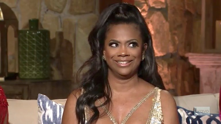 "Kandi Burruss Thinks Sheree Whitfield Was ""Ready For War"" Going Into The Reunion; Done Talking About Her Issues With Porsha Williams"